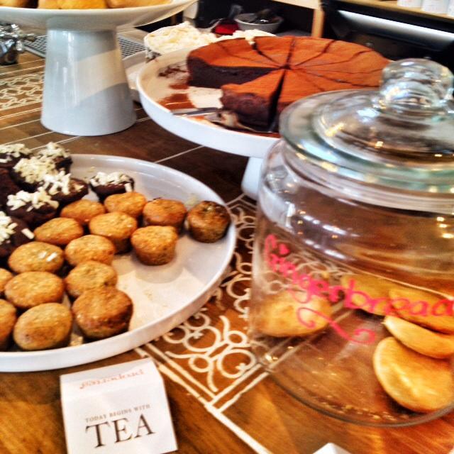 Proper Tea Rooms Manchester