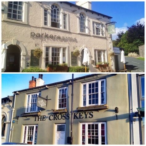 Parkers Arms, The Cross Keys