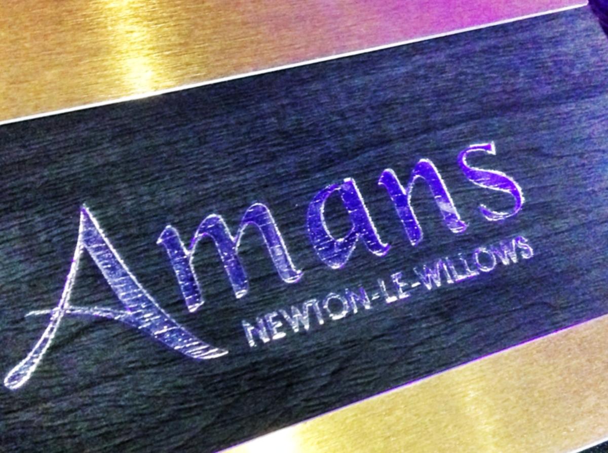 Amans indian newton le willows the cook twit for Amans indian cuisine menu