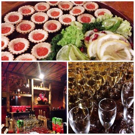Tibetan caviar, Champers