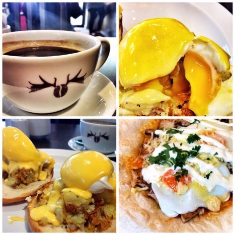 Clever branding, eggs, Heuvos Rancheros
