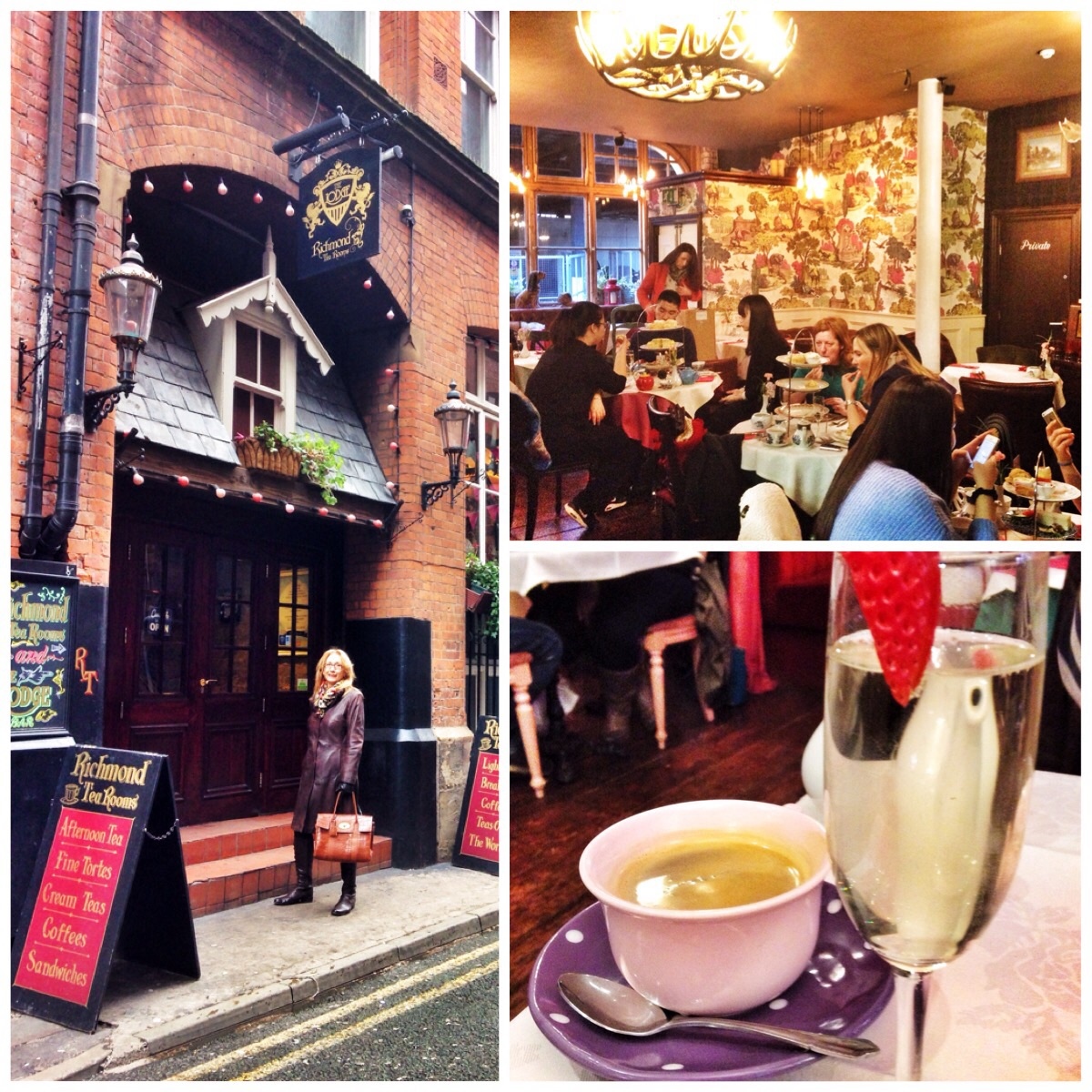 The Tea Room Manchester
