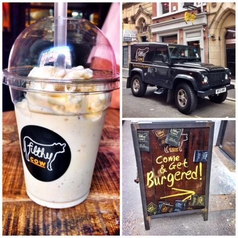 Ginger Comfort Vanilla Shake, Jeeps and branding