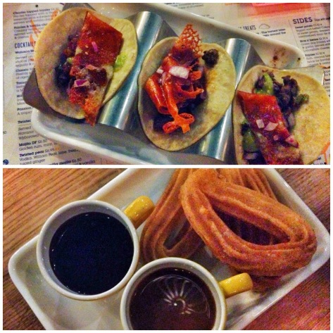 Tacos & Churros